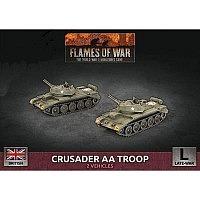 Vorbestellung - BF/FoW4: Crusader Armoured AA Platoon
